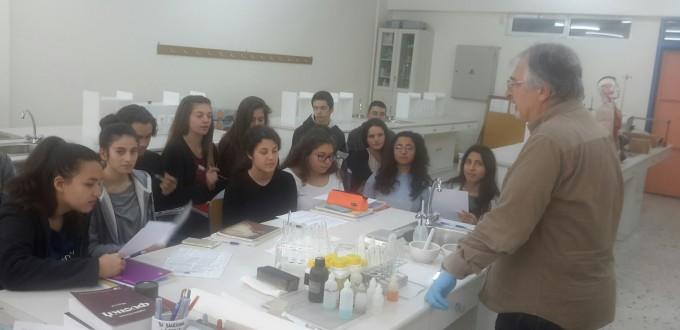 Πειράματα χημείας 4