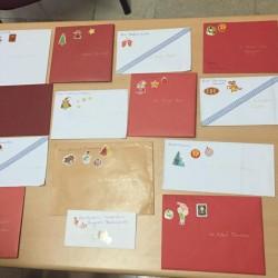 Τα γράμματά μας  στην Τουρκία