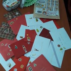 Τα γράμματά μας στην Αρμενία